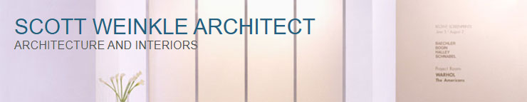 Scott Weinkle Architect